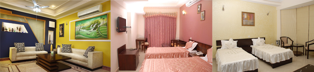 Rooms Accommodation in Gurgaon