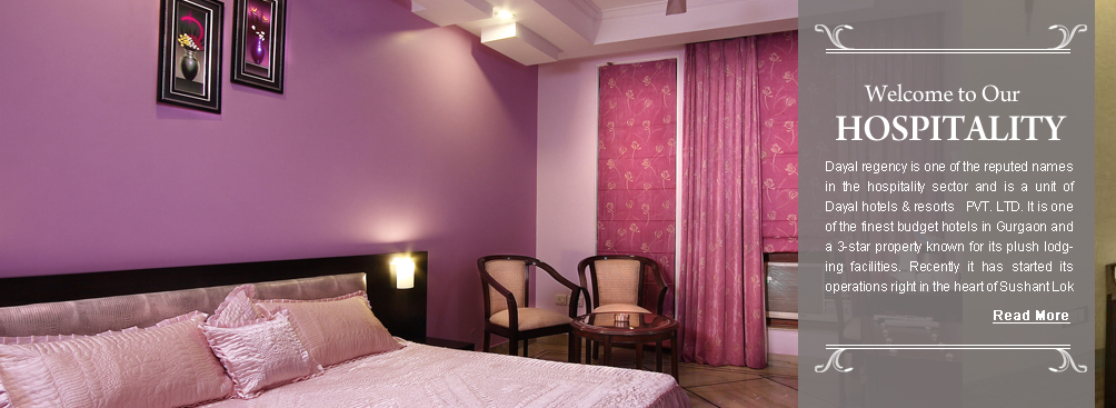 Guest houses in Gurgaon