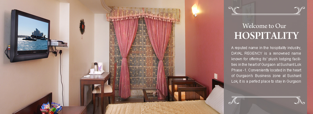 Cheap hotel in Gurgaon